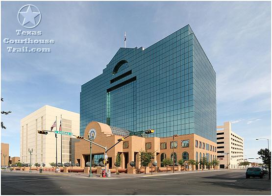 El Paso County Texas Courthouse
